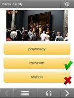 Screenshot of Interactive English
