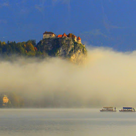 Bled Castle by Miro Zalokar - Buildings & Architecture Other Exteriors
