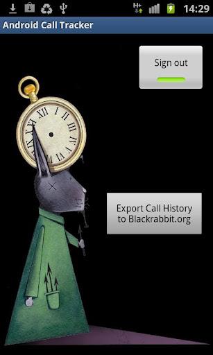 Blackrabbit Calls Exporter