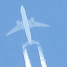 GHOSTLY by Doyle Barnes - Transportation Airplanes ( plane, art )
