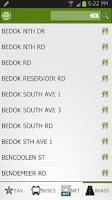 Screenshot of Easy SG Transport(Buses & MRT)