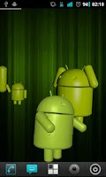 Screenshot of Hello Android™! Live Wallpaper
