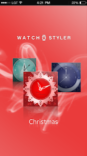 Watch Face Gear - Christmas