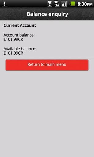 HSBC Fast Balance