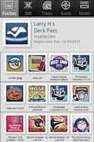 Screenshot of Deck Pass