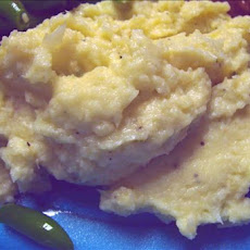 Another Mock Mashed Potatoes (mashed Cauliflower)-low Carb