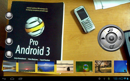 TabletCam Photo Shooter