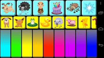 Screenshot of Kids Animal Piano Pro