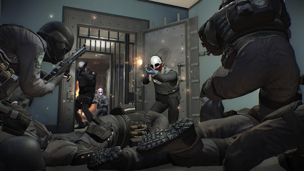 Overkill looking into Steam Workshop support for Payday 2 on PC
