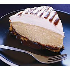 Chocolate Peanut Butter Cream Pie