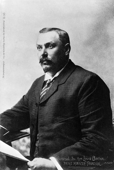 Louis Botha: 1910 - 1919