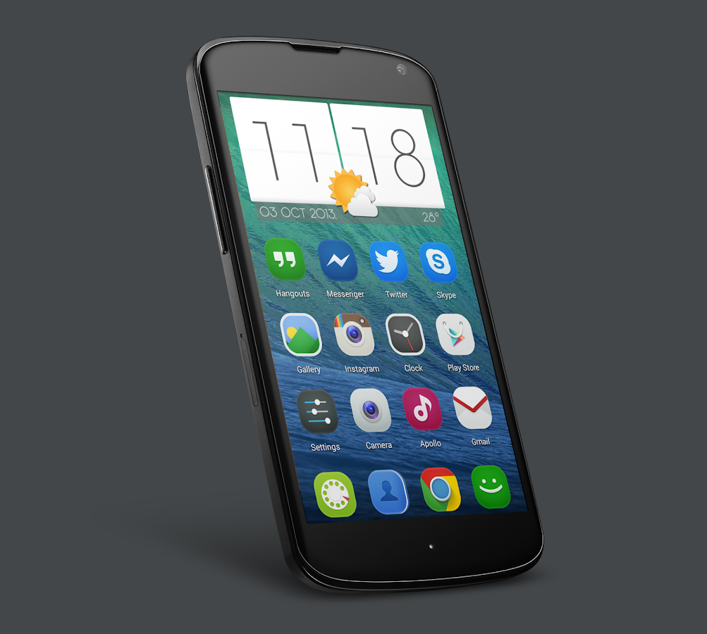 MOND ICON PACK Screenshot 2