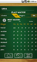 Screenshot of The Tournaments Manager