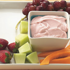 Marshmallow Fruit Dip
