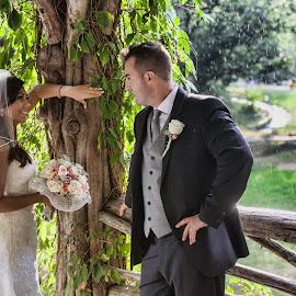 Wedding Day by Baba-Vulic Aleksandar - People Couples ( love, wedding, couple, bride, groom )
