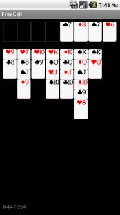 Simple FreeCell - screenshot