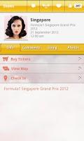 Screenshot of Katy Perry