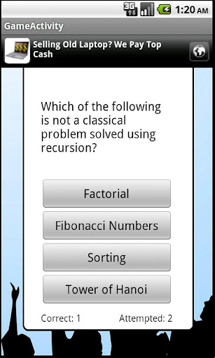【免費解謎App】Academic Trivia Game-APP點子