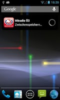 Screenshot of Hitradio Ö3 Widget
