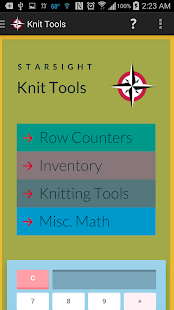 Knit Tools - screenshot