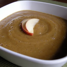 Acorn Squash and Apple Puree