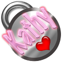 Kathy Name Tag icon