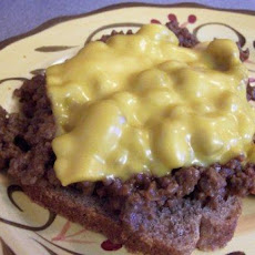 Sloppy Joes for Picky Kids!