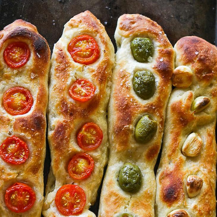 No Knead Baguette Recipe - Jim Lahey's Recipe   Yummly