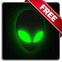 Alien free live wallpaper