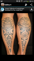 Screenshot of Maori Tattoos
