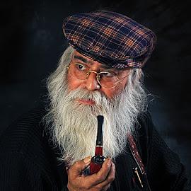 Jukio Alberto by Rakesh Syal - People Portraits of Men (  )