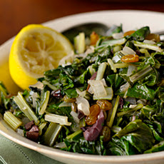 Mediterranean Braised Chard Recipe