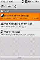 Screenshot of Storage Monitor (NV Memory)