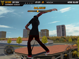 Screenshot of Mike V: Skateboard Party Lite