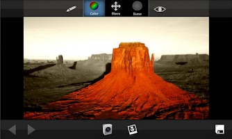 Screenshot of ColorUp - Photo Editor