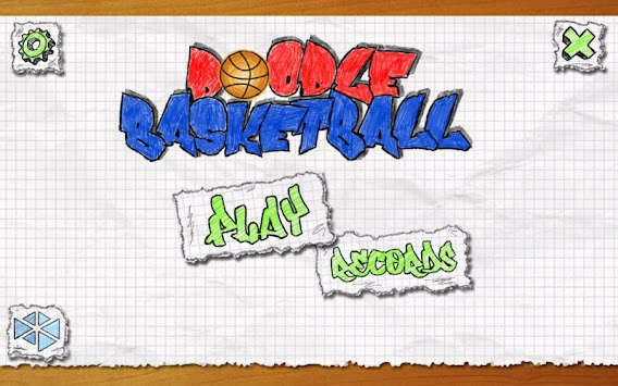 Doodle Basketball APK screenshot thumbnail 8