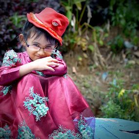 ZIVA by Yusrizal Ajay - Babies & Children Child Portraits