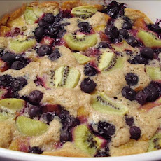 Easy Fruit Cobbler With Splenda