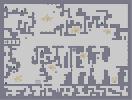 Thumbnail of the map 'These Bloody Halls Are Shattered With... Undead Pie'