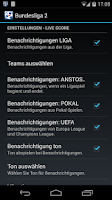 Screenshot of Bundesliga 2 Soccer