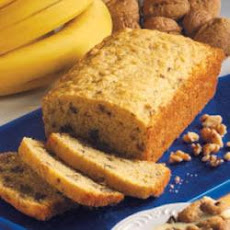 Banana-Nut Corn Bread