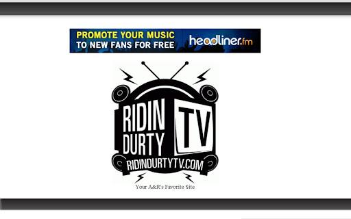 Ridin Durty Tv
