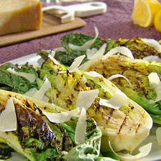 Grilled Simple Caesar Salad