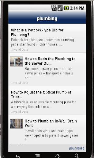 【免費工具App】Plumbing-APP點子