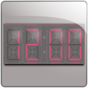 Retro Clock Widget icon
