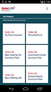 Exide Life Insurance Apk