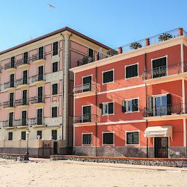 Homes in Laigueglia by Mauro Amoroso - Buildings & Architecture Homes ( italia, savona, house, homes, italy, laigueglia )