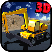 Heavy Excavator 3D Simulator APK for Ubuntu