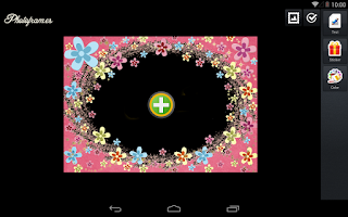 Screenshot of Kids PhotoFrames