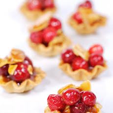 Cranberry-Almond Tarts